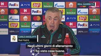 """Anteprima immagine per Ancelotti avverte De Zerbi: """"Pronti a vincere"""""""