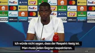 """Vorschaubild für Mukiele vor PSG: """"Der Respekt ist nicht riesig"""""""