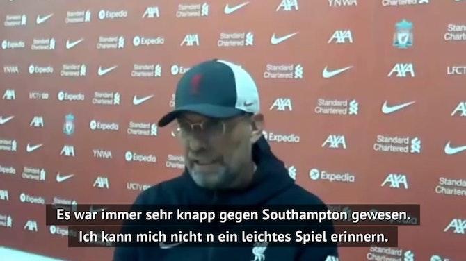 """Klopp: """"Champions-League-Hoffnungen leben noch"""""""