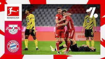 Imagem de visualização para Veja os lances de RB Leipzig vs. Bayern de Munique | 09/11/2021