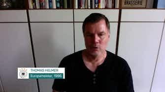 Vorschaubild für Helmer bremst Musiala und lobt Goretzka
