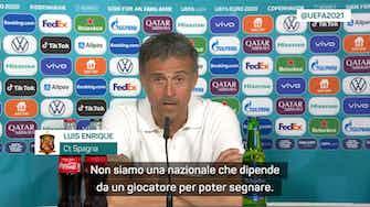 """Anteprima immagine per Luis Enrique: """"Non esiste allenatore che non elogi Morata"""""""