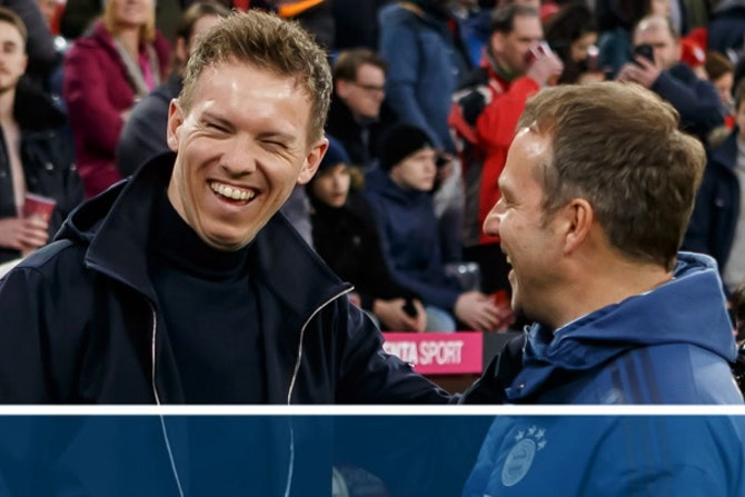 Breaking News - Nagelsmann to join Bayern