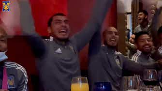 Preview image for Behind the scenes: Nahuel and Pizarro celebrate Argentina's Copa América title