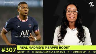 Preview image for Real Madrid's HUGE Mbappé boost!