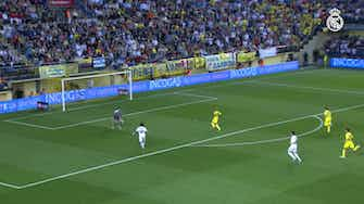 Preview image for Best goals of Real Madrid against Villarreal