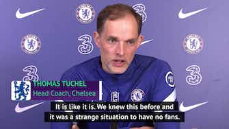 Preview image for Chelsea at a disadvantage in top-four race - Tuchel