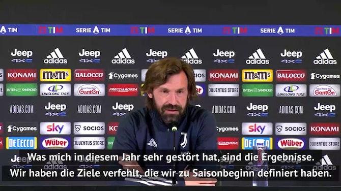 """Pirlo sieht sich selbst als """"Sieger-Trainer"""""""