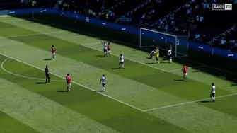 Preview image for Kazim-Richards scores in Derby's defeat to Manchester United