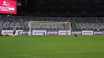 Imagem de visualização para Golaços e grandes defesas no treino da seleção espanhola