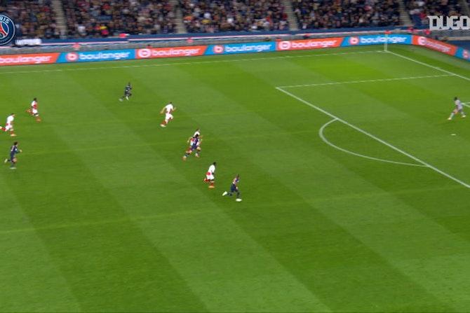Neymar Insane Skills Against Reims!