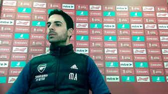 Preview image for Mikel Arteta says Mesut Ozil can leave if the deal is right for Arsenal