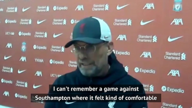 Preview image for Top four hopes 'still alive' - Klopp