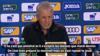 """Image d'aperçu pour 4e j. - Favre : """"Reus a été blessé pendant huit jours"""""""