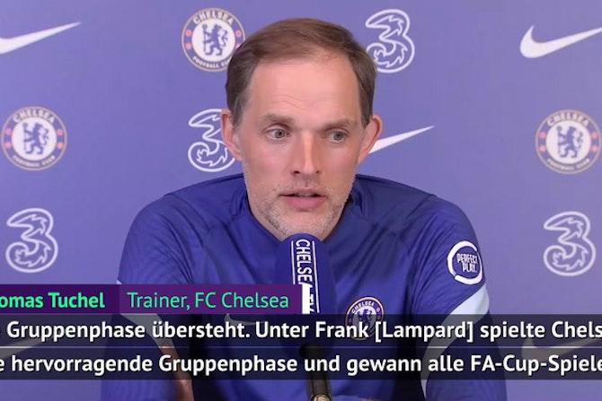 Tuchel: Das werde ich Lampard nie vergessen