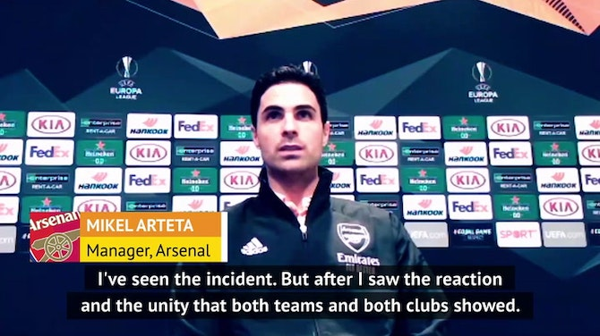 Preview image for PSG and Istanbul sent a 'strong message' - Arteta