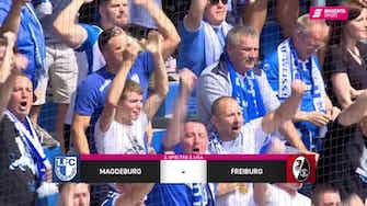 Vorschaubild für 1. FC Magdeburg - SC Freiburg II (Highlights)