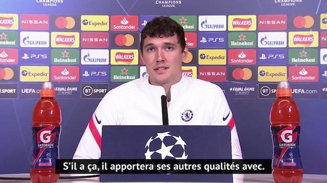 """Demies - Christensen : """"On connaît les qualités d'Hazard, il sera un facteur important"""""""
