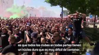 Imagen de vista previa para Los húngaros, entre la aceptación y la negación del racismo en el fútbol
