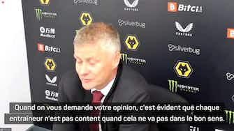 """Image d'aperçu pour 3e j. - Solskjaer : """"Le tacle de Pogba était correct"""""""