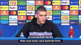 """Image d'aperçu pour Groupe G - Grbić : """"Nous sommes champions de France, ne l'oublions pas !"""""""