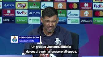 """Anteprima immagine per Conceicao sfida Simeone: """"Quel carattere che avevamo alla Lazio..."""""""