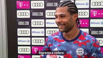 """Anteprima immagine per Napoli, 3 reti al Bayern. Gnabry: """"Brutta sconfitta"""""""