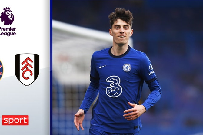Havertz-Doppelpack! Blues sichern Platz 4 | Highlights: Chelsea - Fulham 2:0