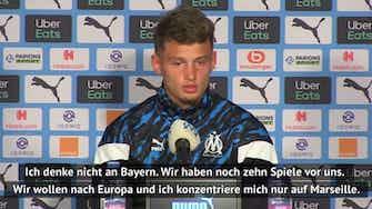 Vorschaubild für Bayern-Leihgabe Cuisance: Möchte bei OM bleiben