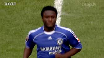 Preview image for The Best Of John Obi Mikel At Chelsea