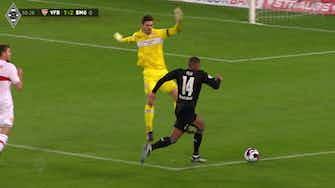 Preview image for Plea and Thuram inspire win vs Stuttgart