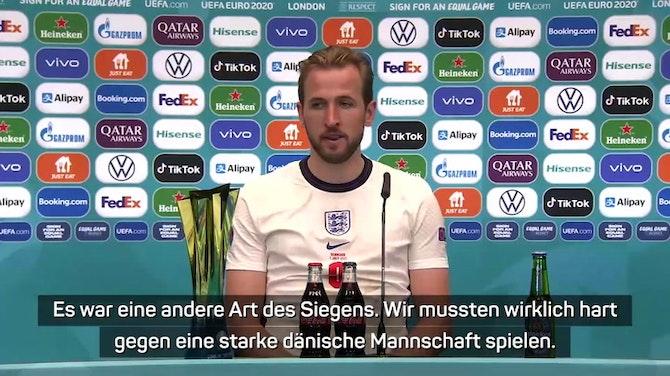 Vorschaubild für Kane: Dachte es wäre ein Elfmeter