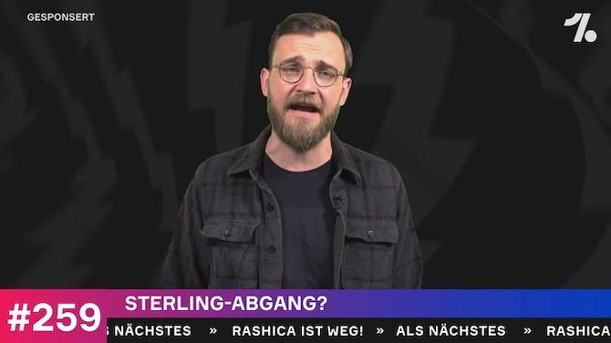Englandstar Sterling: verlässt er City?