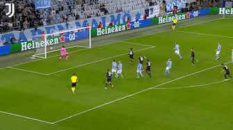 Imagen de vista previa para La Juventus vence por 0-3 al Malmö en su debut en la Champions League 2021/22