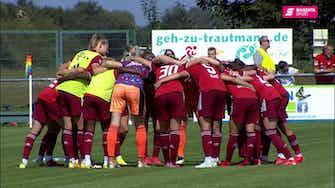 Vorschaubild für SC Sand - FC Bayern München (Highlights)