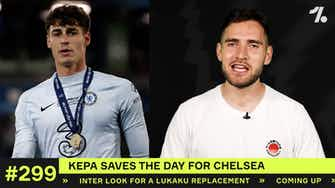 Preview image for Could Kepa REPLACE Mendy at Chelsea?!