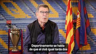 Imagen de vista previa para La noche financiera del Barça