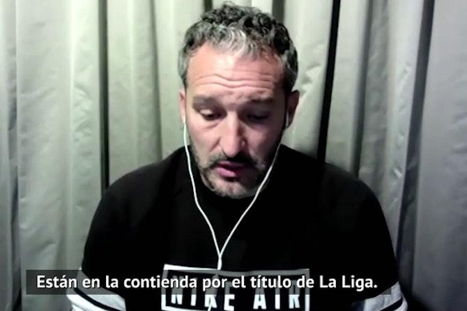 """Zambrotta sobre Messi: """"Creo que se quedará en el Barcelona"""""""