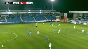 Vorschaubild für Aachen holt auch nichts in Lotte | SF Lotte vs. Alemannia Aachen | Regionalliga West