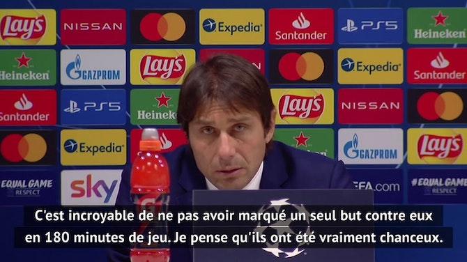 """Groupe B - Conte : """"Le Shakhtar n'a fait que défendre"""""""