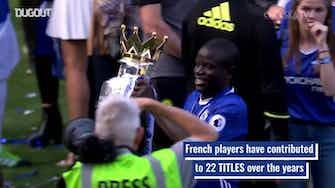 Preview image for Chelsea's Les Bleus connection