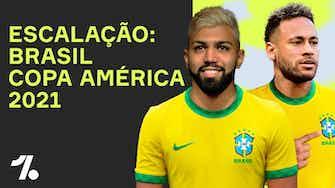 Imagem de visualização para Neymar e...Gabigol? Qual a escalação do BRASIL pra Copa América 2021?