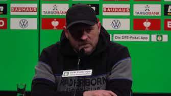 """Vorschaubild für Baumgart: """"Schiedsrichter hat uns den Abend versaut"""""""