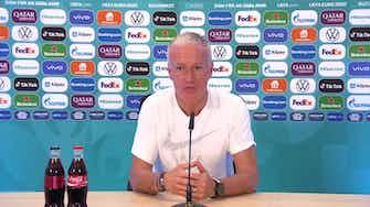 """Image d'aperçu pour 8es - Deschamps : """"Beaucoup de respect pour cette équipe suisse"""""""