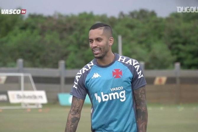 Vasco continua na preparação para final da Taça Rio contra o Botafogo