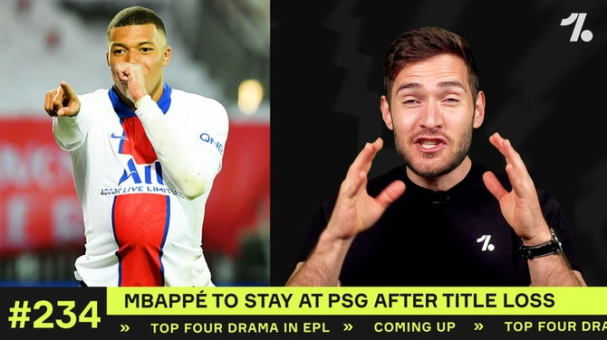 Will Mbappé stay at title-less PSG?