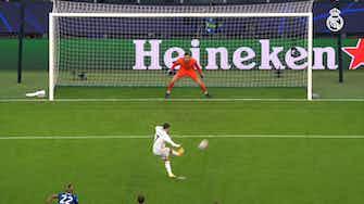 Imagem de visualização para Real Madrid bate a Inter de Milão na Liga dos Campeões de 2020/21