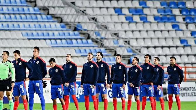Reacciones al empate de Chivas: 'Jugamos como un equipo chico'