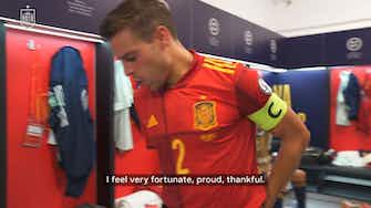 Preview image for Azpilicueta on captaining Spain