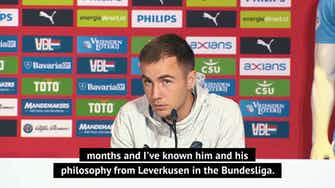 Preview image for Gotze excited by Schmidt's philosophy at PSV